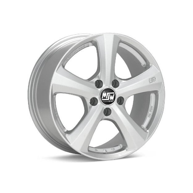 Picture of MSW NAPL. 6.5X15 MSW19 5X108 ET45 FULL SILVER