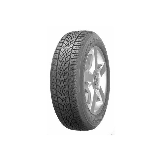 Picture of DUNLOP 185/60 R14 SP WINTER RESPONSE 2 82T