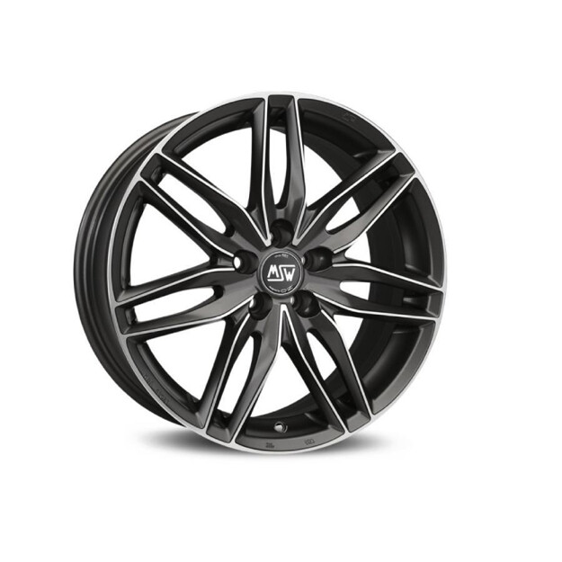 Picture of MSW NAPL. 7X16  MSW24  4X108  ET42 MG FULL POLISHED