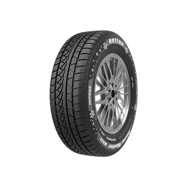 Picture of PETLAS 205/55 R17 SNOWMASTER W651 91H