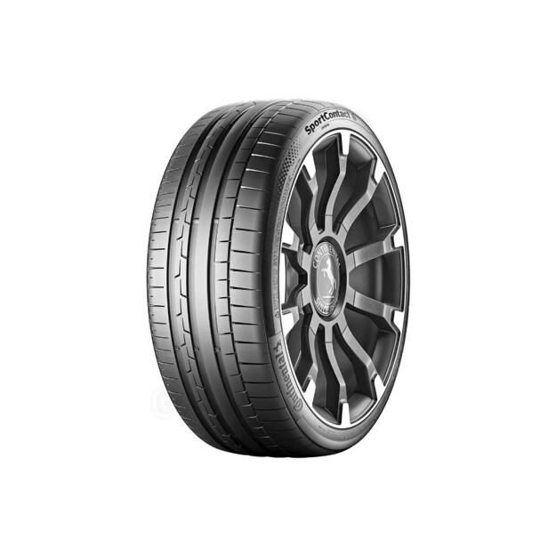 Picture of CONTINENTAL 265/45 R20 SPORTCONTACT 6 108Y XL (MO1)