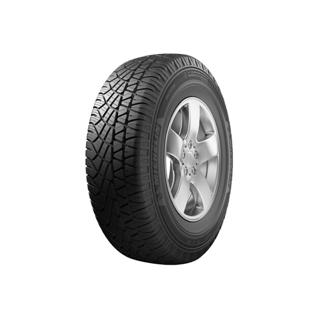 Picture of MICHELIN 235/50 R18 LATITUDE CROSS 97H