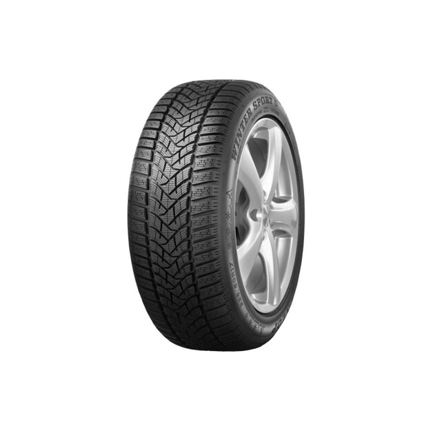Picture of DUNLOP 205/55 R16 WINTER SPORT 5 91T